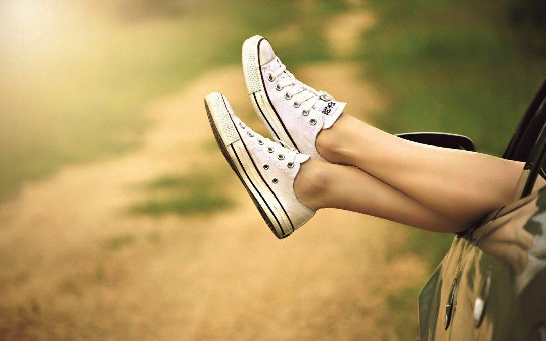 Buty na upalne dni
